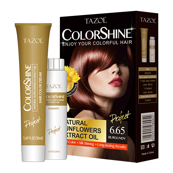 Tazol Colorshine Sunflowers Hair Color 50ml*2