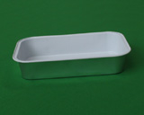 Inflight Aluminum Foil Meal Box