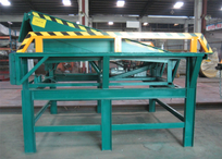 Hydraulic Boxed up dock leveler