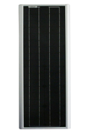 Solar intergrated street light