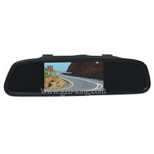 Car rear view monitor with 5.0 inch TFT LCD display built-in