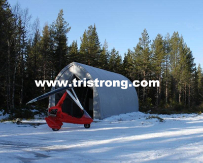 Heavy Duty Boat Shelter (TSU-1639S)