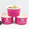 Disposable Takeaway Paper Bowl Soup Bowl Food Package Container