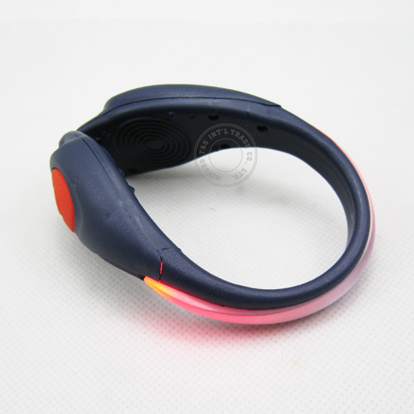 Safety LED Light Shoe Clip