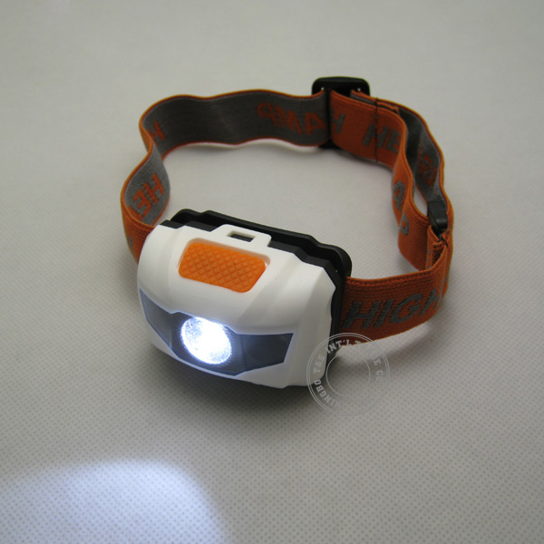High Power Waterproof LED Headlamp
