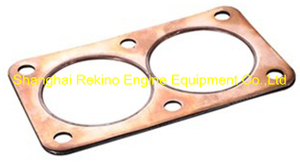 8N17-10-300 Gasket Ningdong engine parts for N170 N6170 N8170