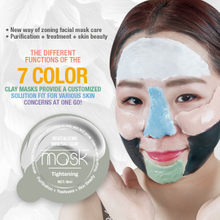 Zeal Mineral Clay Revitalizing & Repairing Facial Mud Mask