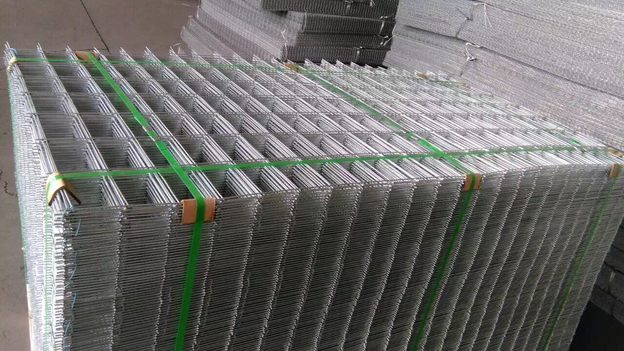 China Factory Galvanized Welded Wire Mesh Panel Buy
