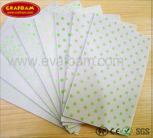 Noctilucence EVA Foam Sheets (Dots)