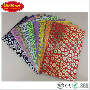 Hot Stamp Cloth EVA Foam Sheets