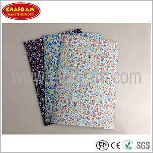 Cloth EVA Foam Sheets