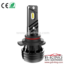 New 9-32V 6000lm 56watts 9012 car led headlight (with fan built-in)