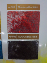Aluminum Glitter Powder with high temperature resistance