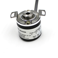 IHC3806 IHC3808 Outer Diameter 38mm Hollow Shaft Rotary Encoder