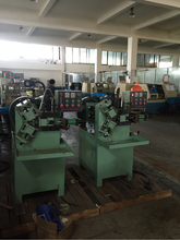 Three-axis hydraulic thread rolling machine from Crystal