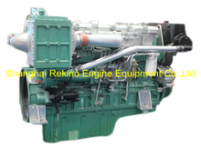540HP 1800RPM Yuchai marine propulsion diesel boat main engine (YC6T540C)