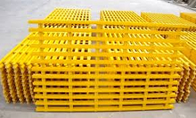 GRP/FRP Grating FRP/GRP Fiberglass Composite Decrotive Gratings