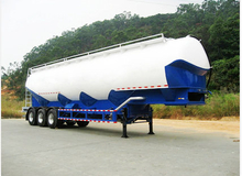 DTA 60000L Cement Aluminum Alloy Semi Trailer