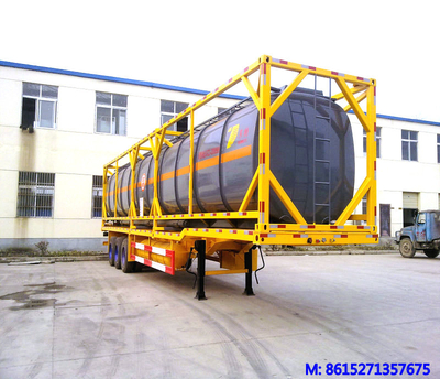 45ft chemical Tank Container Customization
