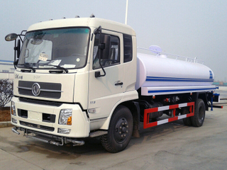 DONGFENG TIANJIN 10000L-12000L WATER TANK TRUCK PRICE Euro4