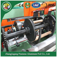 China Classical Machine for Rewinding of Aluminum Foil