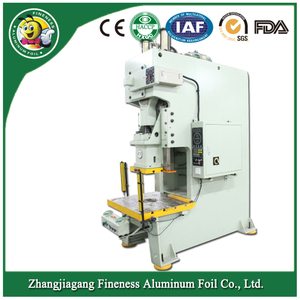 High Quality New Products Aluminum Foil Duct Making Machine