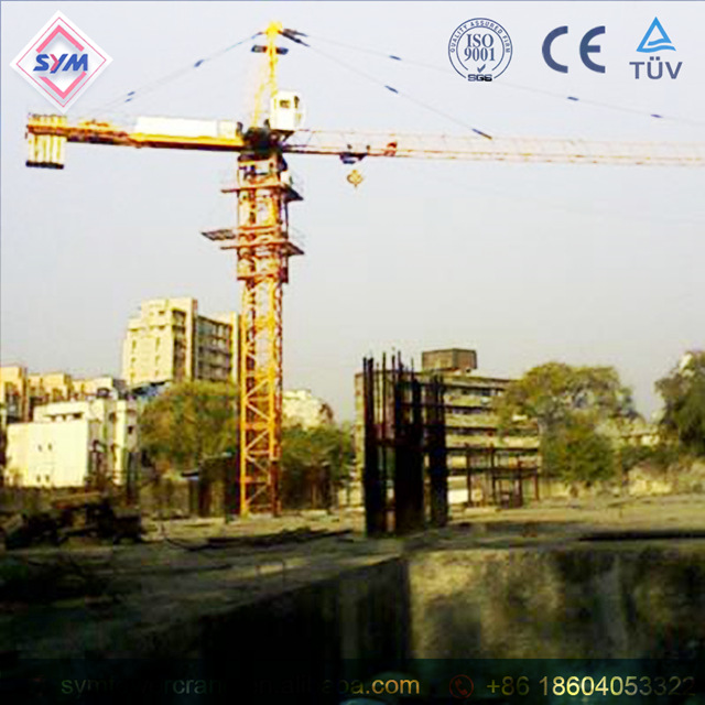 K50/70 Chinese Manufactured Hammerhead Tower Crane