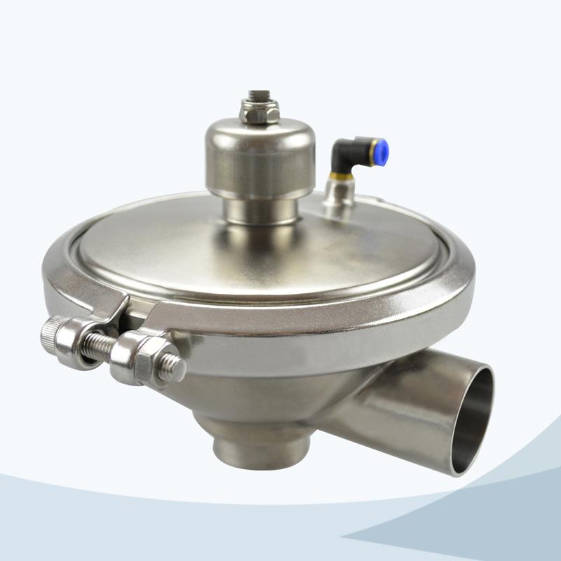 Cpm valve manufacturer stainless steel sanitary