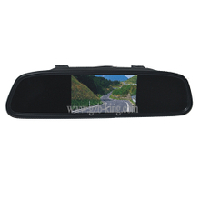 4.3 inch TFT LCD display built-in Car rear view monitor