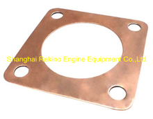 8G-10-600 gasket sub-assy for exhaust exit of cylinder Ningdong engine parts for GN320 GN6320 GN8320