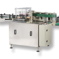 Automatic Rotary Cold Glue Paper Labeling Machine