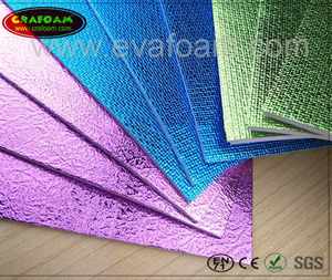 Color Film EVA Foam Sheets