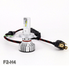 New 9-32V F2 H4 6000lm 3000K 6000K PHI bright car led headlight