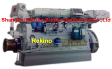 Ningdong N6170 Medium speed marine diesel engine 300-612PS