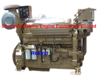 Cummins KTA19-M4 marine propulsion boat diesel engine
