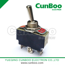 KN3(B)-102 3 position toggle switch