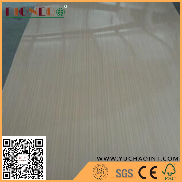 High Glossy White Polyester Plywood