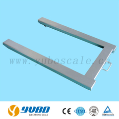 U Shape Mild Steel Floor Scale