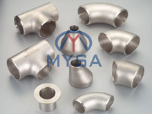 Nickel Alloy Butt Welding Fittings