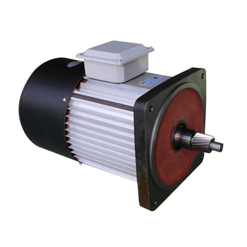 Hoist lifting motor