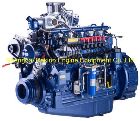Weichai WP6NG CNG LNG Natural gas engine for vehicle (210HP)
