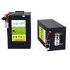 Customized 12V to 400V and 10Ah to 500Ah battery pack for solar energy EV and AGV