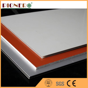4.0mm ACP Board/Aluminum Composite Panel For Wall Cladding