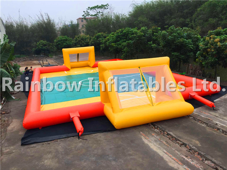 RB10003(18x10m) Hot Sale Outdoor Inflatable Sport Games Football Field/ Pitch For Sale