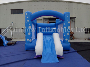 RB1068-1(5x3x3m) Inflatables Frozen Bouncer