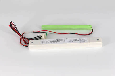 Tri-proof light emergency power pack LED