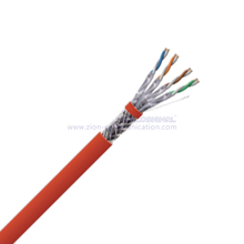 S/FTP CAT 7 BC PVC Twisted Pair Installation Cable