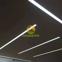 Linkable Recessed LED Linear Light