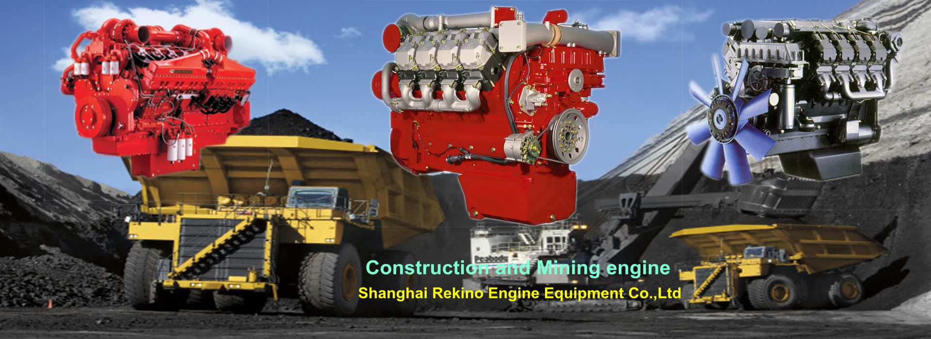 Construction and Mining engine