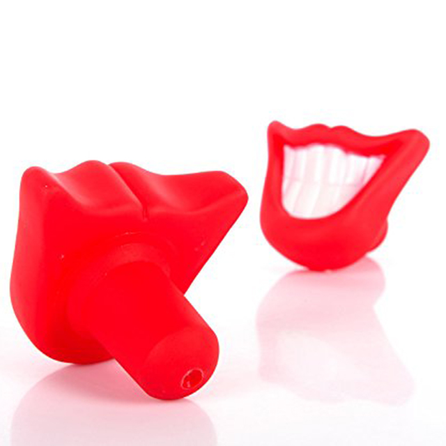 Puppy Dog Rubber Toys Big Red Lip